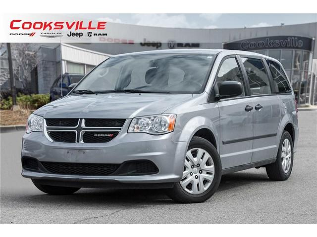 2015 Dodge Grand Caravan SE/SXT (Stk: FR500666) in Mississauga - Image 1 of 20