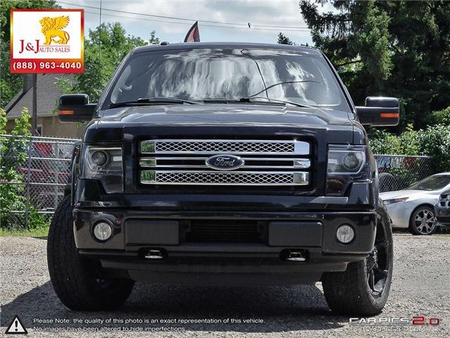 2013 Ford F-150 Limited (Stk: J18058) in Brandon - Image 2 of 27