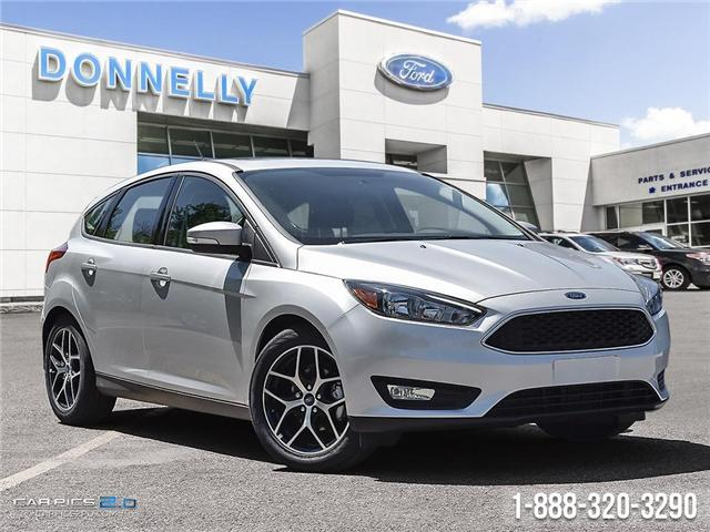 2018 Ford Focus SEL (Stk: DR817) in Ottawa - Image 1 of 27
