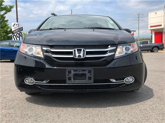 2015 Honda Odyssey Touring (Stk: 181337P) in Richmond Hill - Image 2 of 21