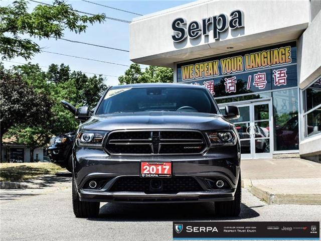 2017 Dodge Durango R/T (Stk: P9071) in Toronto - Image 2 of 27
