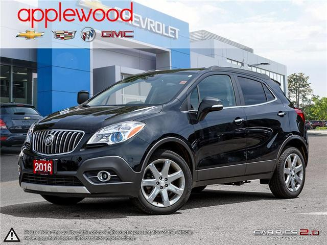 2016 Buick Encore Leather (Stk: 1221P) in Mississauga - Image 1 of 27