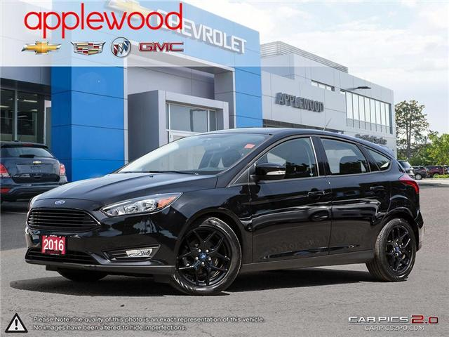 2016 Ford Focus SE (Stk: 3252TN) in Mississauga - Image 1 of 27