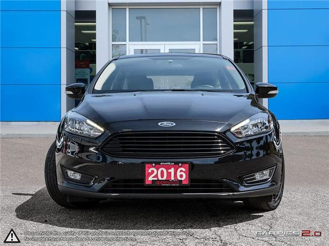 2016 Ford Focus SE (Stk: 3252TN) in Mississauga - Image 2 of 27
