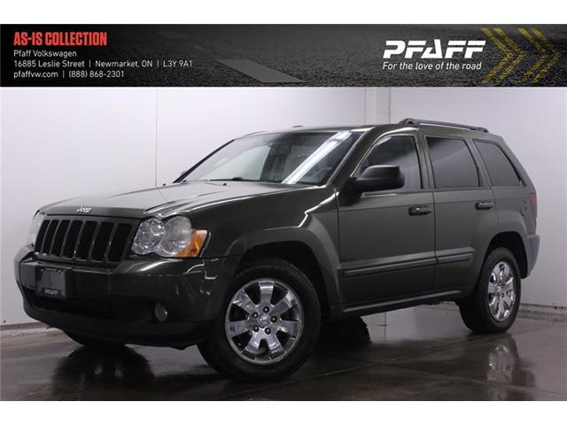 2008 Jeep Grand Cherokee Laredo (Stk: V3152A) in Newmarket - Image 1 of 14