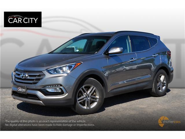2017 Hyundai Santa Fe Sport 2.4 SE (Stk: 2527) in Ottawa - Image 2 of 20