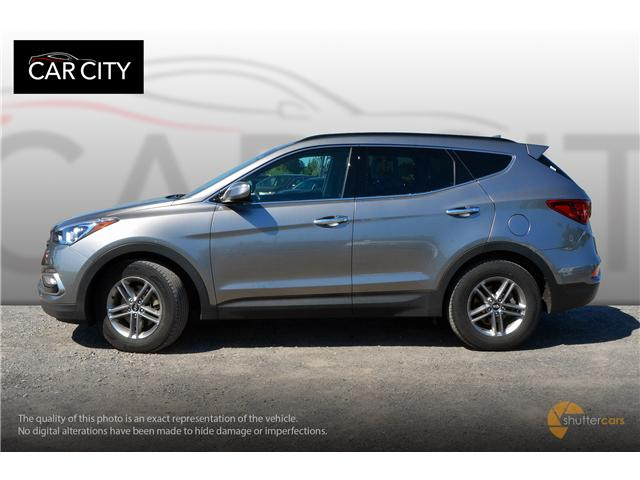 2017 Hyundai Santa Fe Sport 2.4 SE (Stk: 2527) in Ottawa - Image 3 of 20