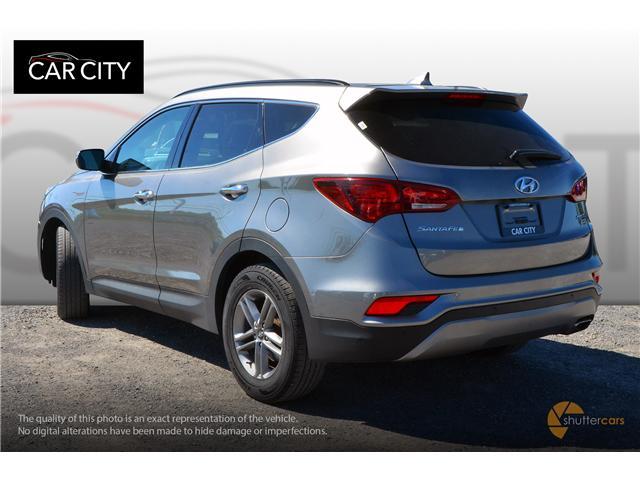 2017 Hyundai Santa Fe Sport 2.4 SE (Stk: 2527) in Ottawa - Image 4 of 20
