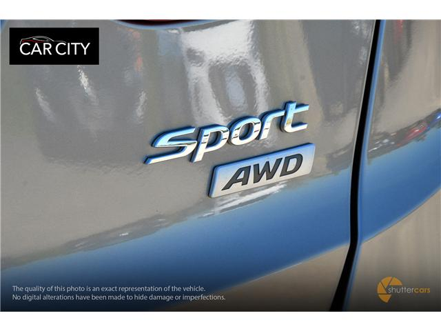 2017 Hyundai Santa Fe Sport 2.4 SE (Stk: 2527) in Ottawa - Image 5 of 20