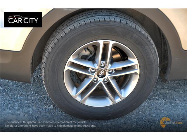 2017 Hyundai Santa Fe Sport 2.4 SE (Stk: 2527) in Ottawa - Image 6 of 20