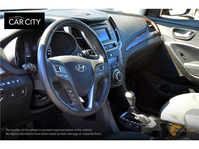 2017 Hyundai Santa Fe Sport 2.4 SE (Stk: 2527) in Ottawa - Image 9 of 20