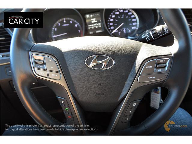 2017 Hyundai Santa Fe Sport 2.4 SE (Stk: 2527) in Ottawa - Image 10 of 20