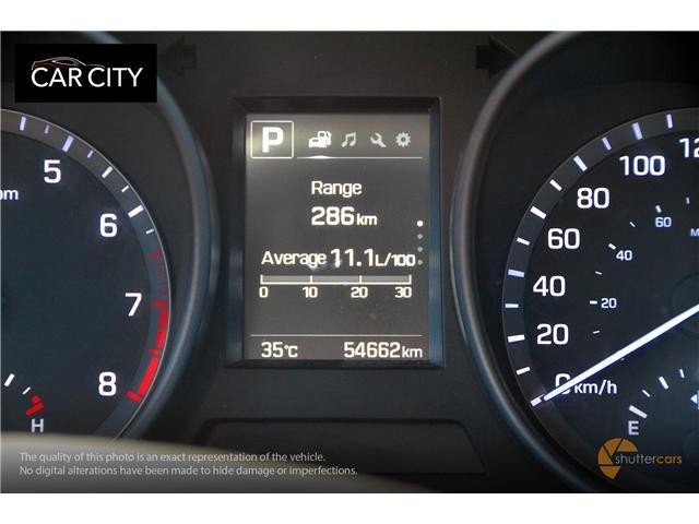 2017 Hyundai Santa Fe Sport 2.4 SE (Stk: 2527) in Ottawa - Image 11 of 20