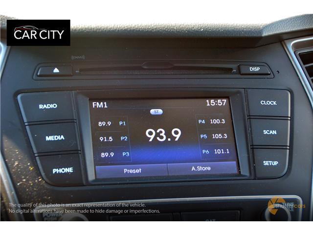 2017 Hyundai Santa Fe Sport 2.4 SE (Stk: 2527) in Ottawa - Image 13 of 20