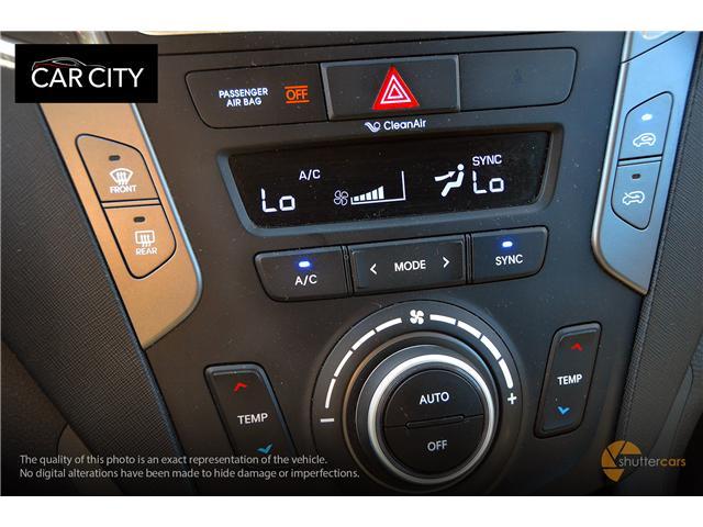 2017 Hyundai Santa Fe Sport 2.4 SE (Stk: 2527) in Ottawa - Image 15 of 20