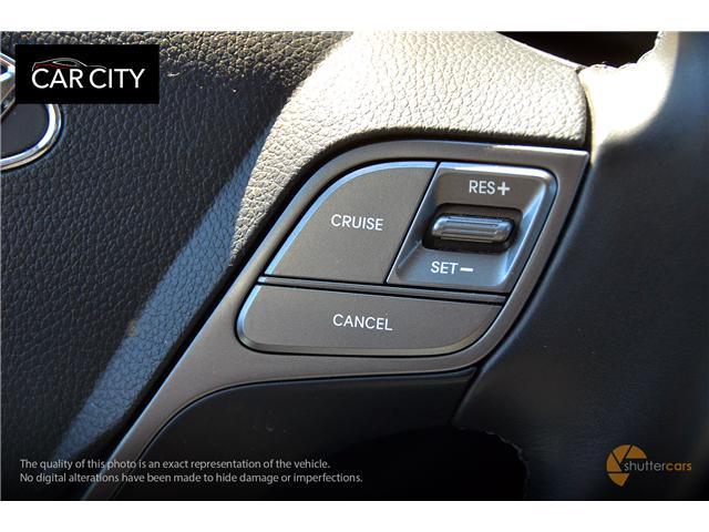 2017 Hyundai Santa Fe Sport 2.4 SE (Stk: 2527) in Ottawa - Image 20 of 20