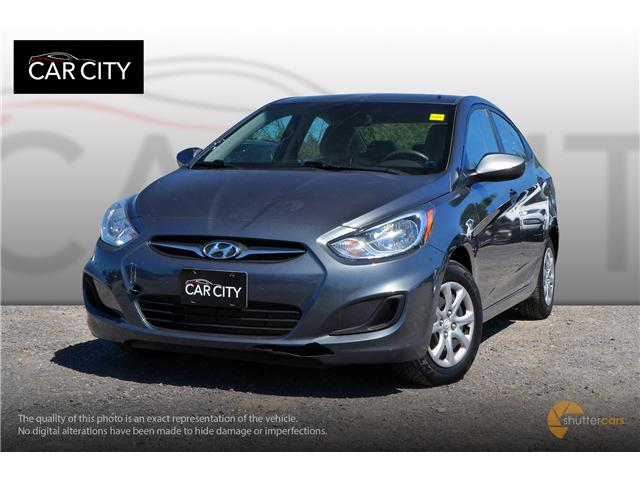 2012 Hyundai Accent GL (Stk: 2535) in Ottawa - Image 1 of 20