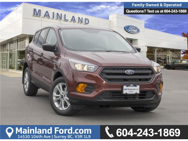 2018 Ford Escape S (Stk: 8ES3416) in Surrey - Image 1 of 26