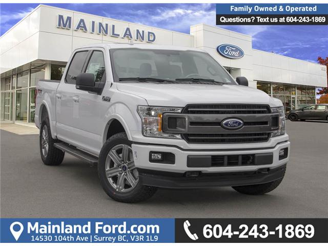 2018 Ford F-150 XLT (Stk: 8F12361) in Surrey - Image 1 of 29