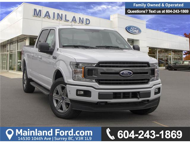 2018 Ford F-150  (Stk: 8F12364) in Surrey - Image 1 of 26