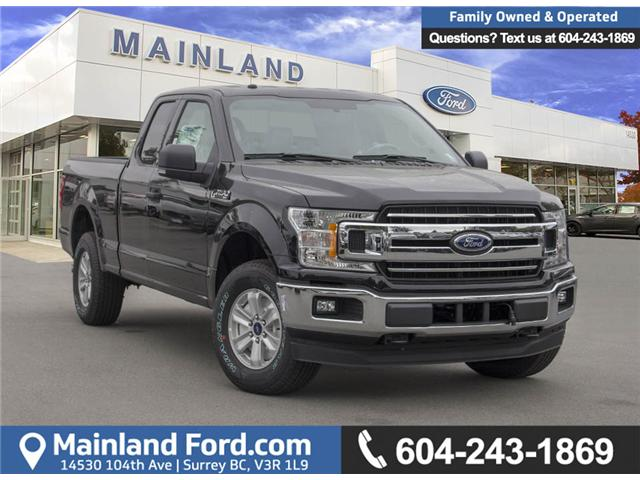 2018 Ford F-150 XLT (Stk: 8F12383) in Surrey - Image 1 of 28