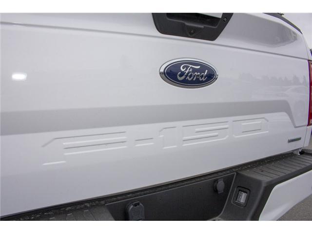 2018 Ford F-150 XLT (Stk: 8F12366) in Surrey - Image 10 of 29