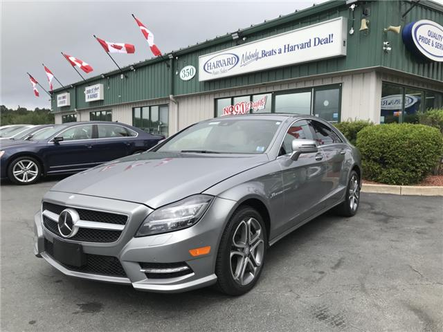 2014 Mercedes-Benz CLS-Class Base (Stk: 10028) in Lower Sackville - Image 1 of 34