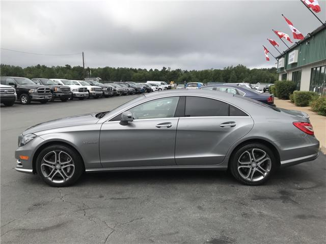 2014 Mercedes-Benz CLS-Class Base (Stk: 10028) in Lower Sackville - Image 2 of 34
