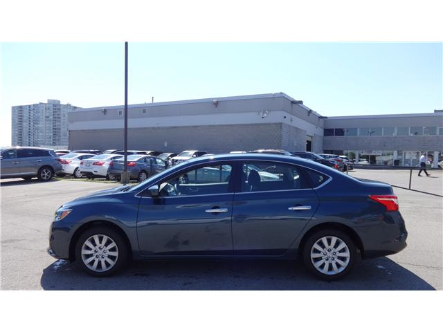 2018 Nissan Sentra 1.8 SV (Stk: JW160207A) in Scarborough - Image 2 of 21