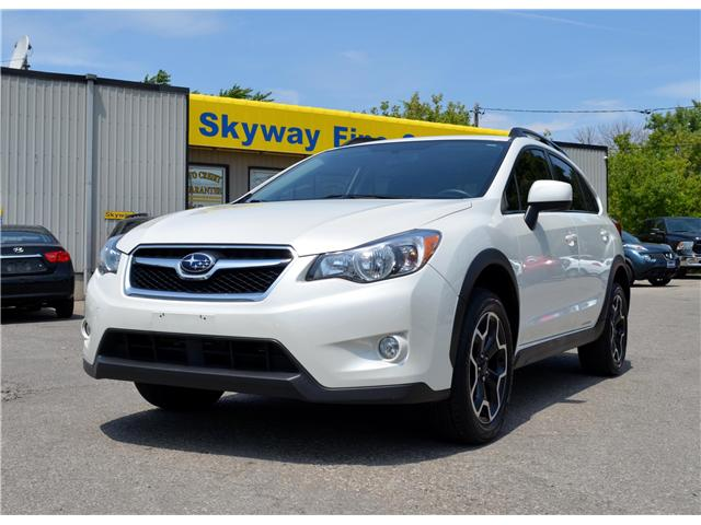 2013 Subaru XV Crosstrek Touring (Stk: S3828A) in St.Catharines - Image 1 of 15