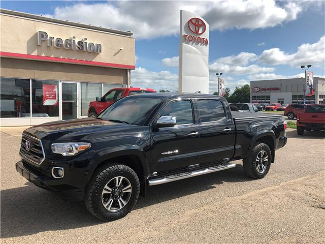 2016 Toyota Tacoma Limited (Stk: 184471) in Brandon - Image 1 of 15