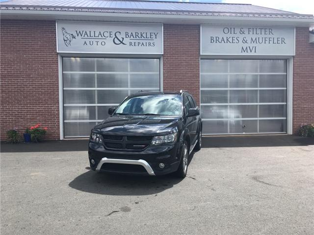 2017 Dodge Journey Crossroad (Stk: 621389) in Truro - Image 1 of 12