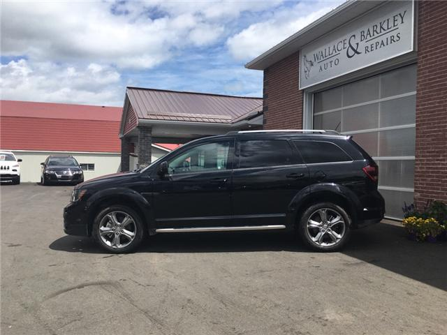2017 Dodge Journey Crossroad (Stk: 621389) in Truro - Image 2 of 12