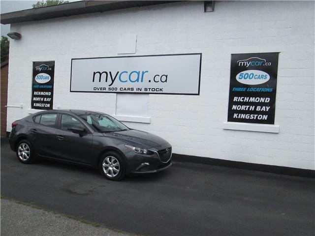 2015 Mazda Mazda3 GX (Stk: 180873) in Kingston - Image 2 of 12