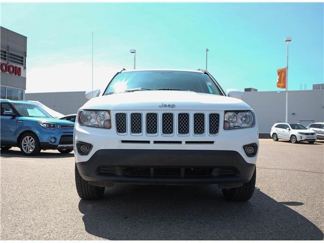2017 Jeep Compass Sport/North (Stk: P4391) in Saskatoon - Image 2 of 25