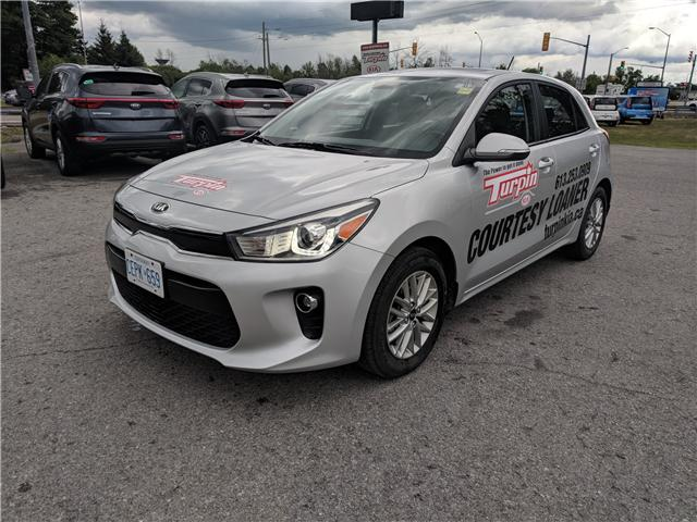 2018 Kia Rio5 EX (Stk: TK292) in Carleton Place - Image 1 of 10