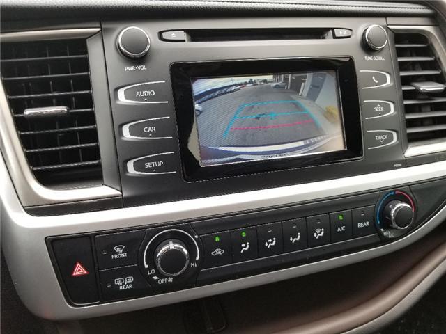 2016 Toyota Highlander LE (Stk: U00677) in Guelph - Image 13 of 22