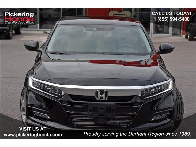 2018 Honda Accord Touring 2.0T (Stk: P4201) in Pickering - Image 2 of 36