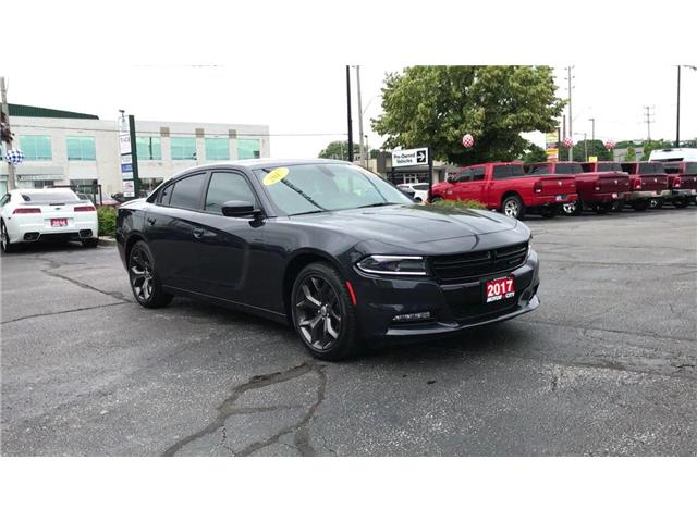 2017 Dodge Charger Rallye 3.6L Heated Seats Sun Roof (Stk: 44502) in Windsor - Image 2 of 11