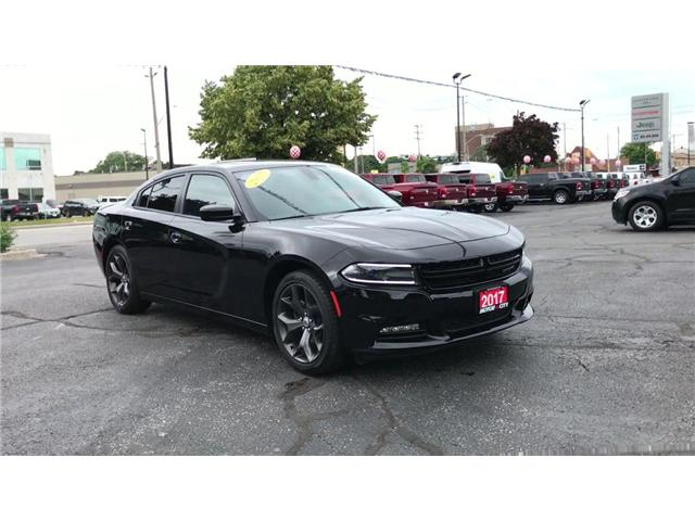 2017 Dodge Charger Rallye Sun Roof Heated Seats Beats Audio (Stk: 44505) in Windsor - Image 2 of 11