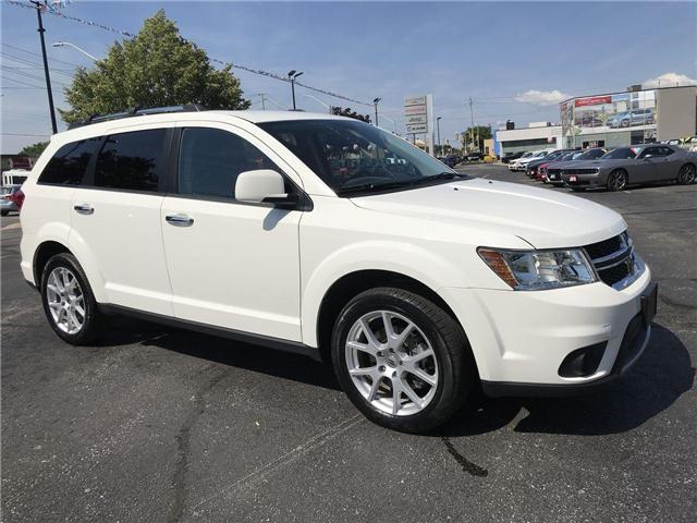 2018 Dodge Journey GT AWD Seven Passenger Heated Leather (Stk: 44529) in Windsor - Image 1 of 11