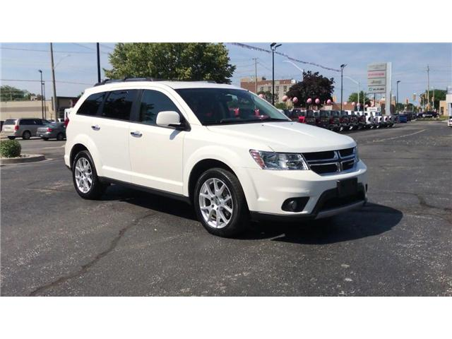 2018 Dodge Journey GT AWD Seven Passenger Heated Leather (Stk: 44529) in Windsor - Image 2 of 11