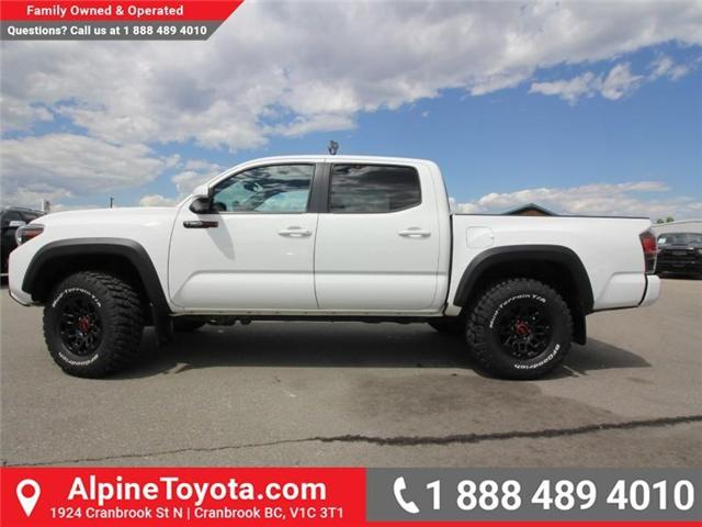 2017 Toyota Tacoma  (Stk: X729742A) in Cranbrook - Image 2 of 18