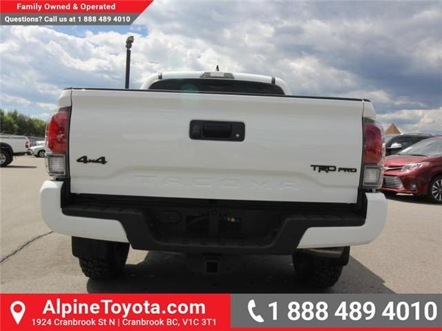 2017 Toyota Tacoma  (Stk: X729742A) in Cranbrook - Image 4 of 18