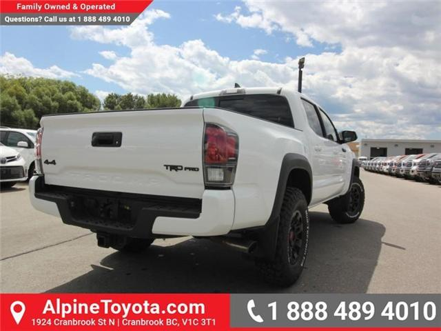 2017 Toyota Tacoma  (Stk: X729742A) in Cranbrook - Image 5 of 18
