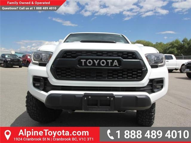 2017 Toyota Tacoma  (Stk: X729742A) in Cranbrook - Image 8 of 18