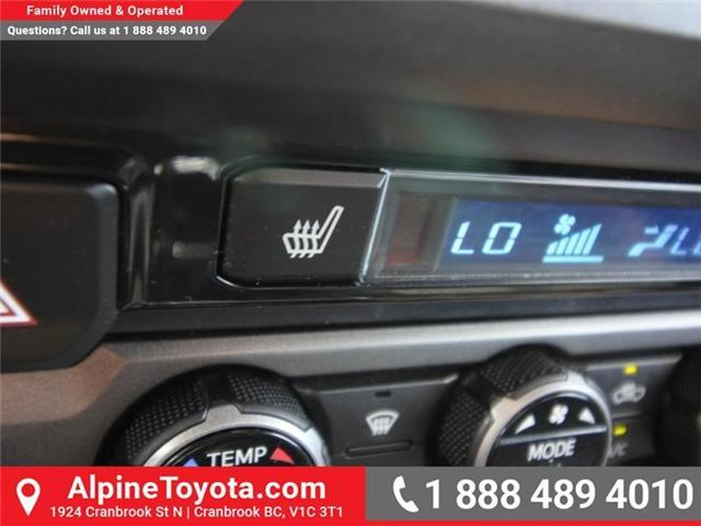 2017 Toyota Tacoma  (Stk: X729742A) in Cranbrook - Image 14 of 18