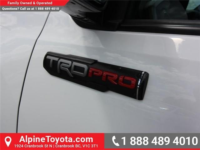 2017 Toyota Tacoma  (Stk: X729742A) in Cranbrook - Image 17 of 18