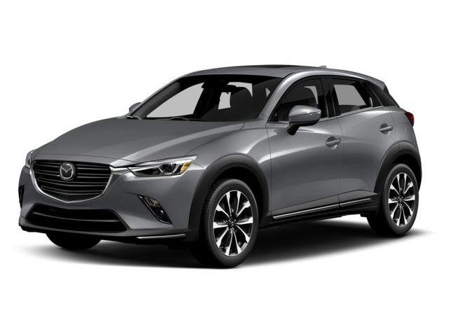 2019 Mazda CX-3 GS (Stk: N3767) in Calgary - Image 1 of 3