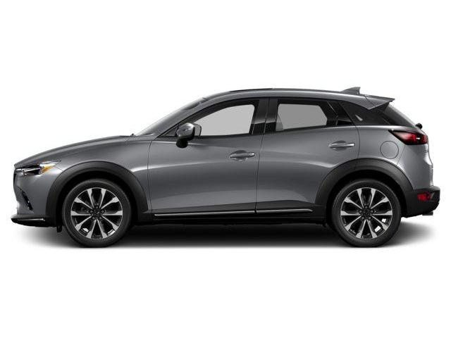 2019 Mazda CX-3 GS (Stk: N3767) in Calgary - Image 2 of 3